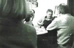 Filmarbeit Hafenarbeiterstreik 1951