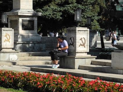 Denkmal Platz der Befreier